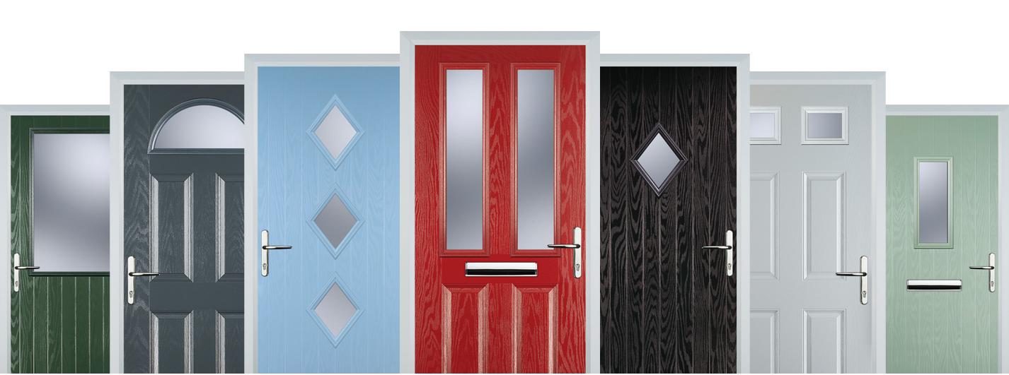 The UK's favourite composite door