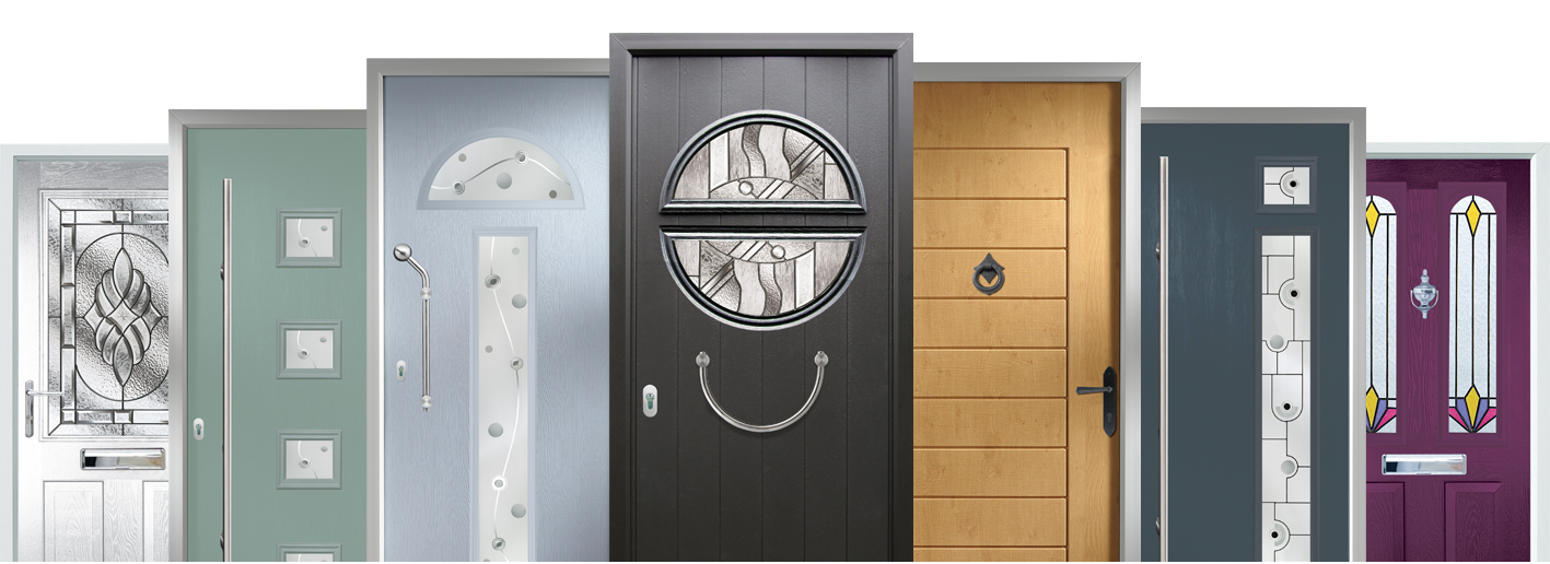 The largest composite door range on the market & Solidor Composite Doors direct to the Trade