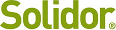 solidor green logo
