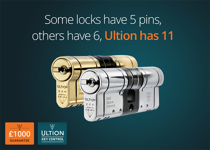 ultion locks